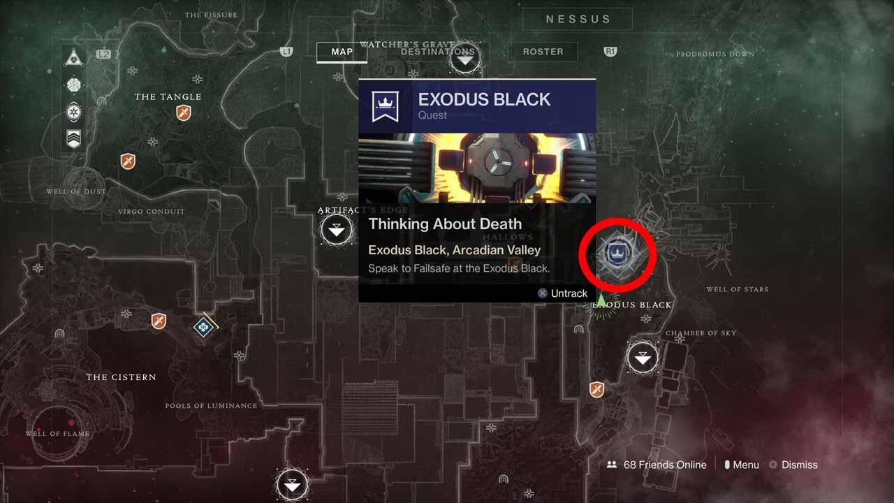 Destiny 2 Exotic Gear: Sturm (Primary Weapon)