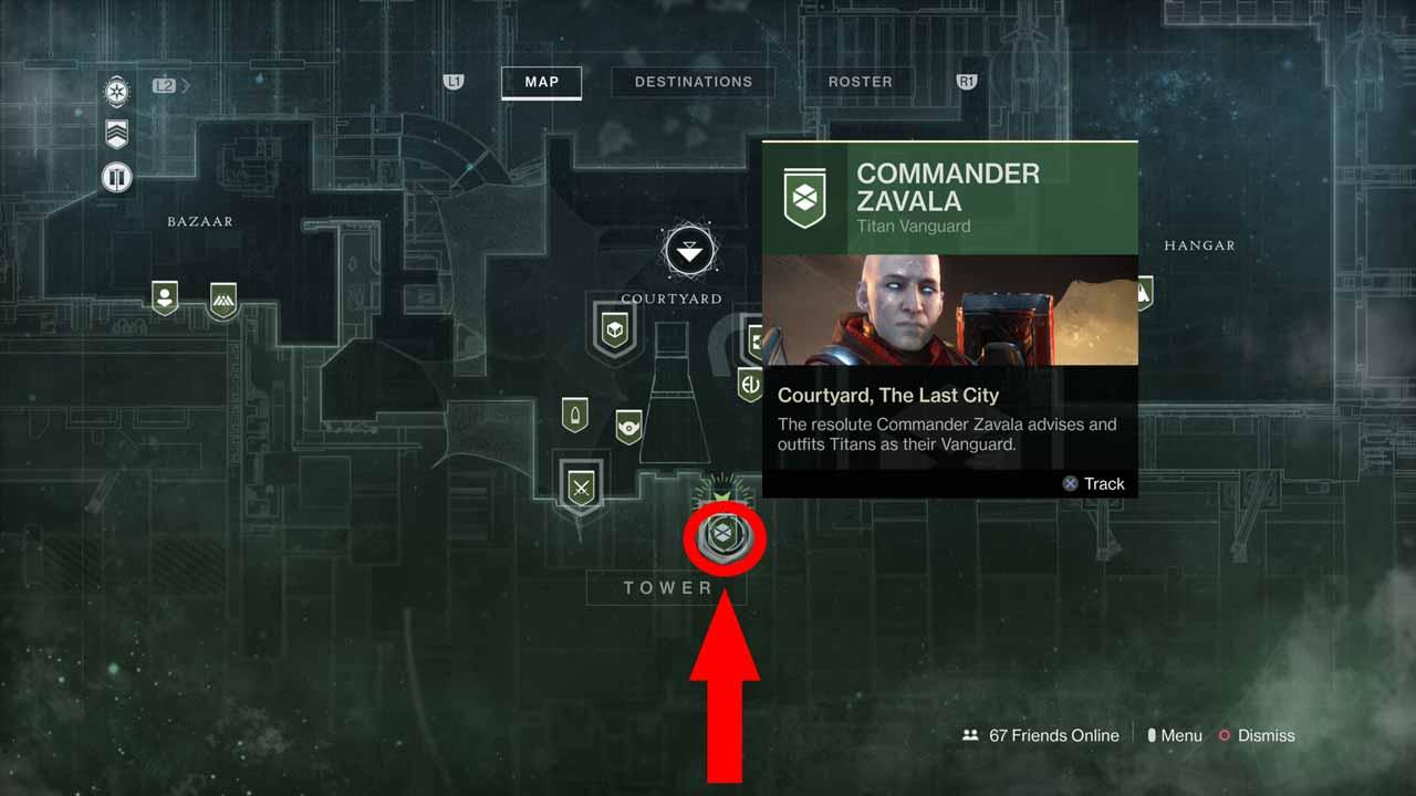 Destiny 2 Consumable: Vanguard Tactician Token