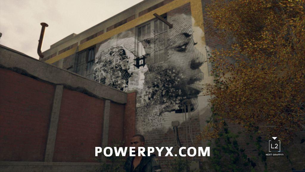 Гайд и советы по игре Detroit Become Human – как найти и где найти все граффити