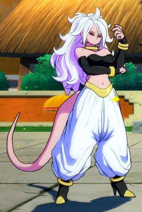 Dragon ball fighterz how to unlock android 21 - Dragon ball z 21 ...