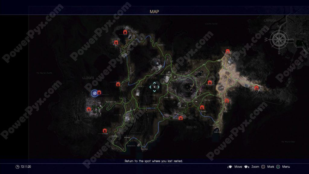dungeon-locations