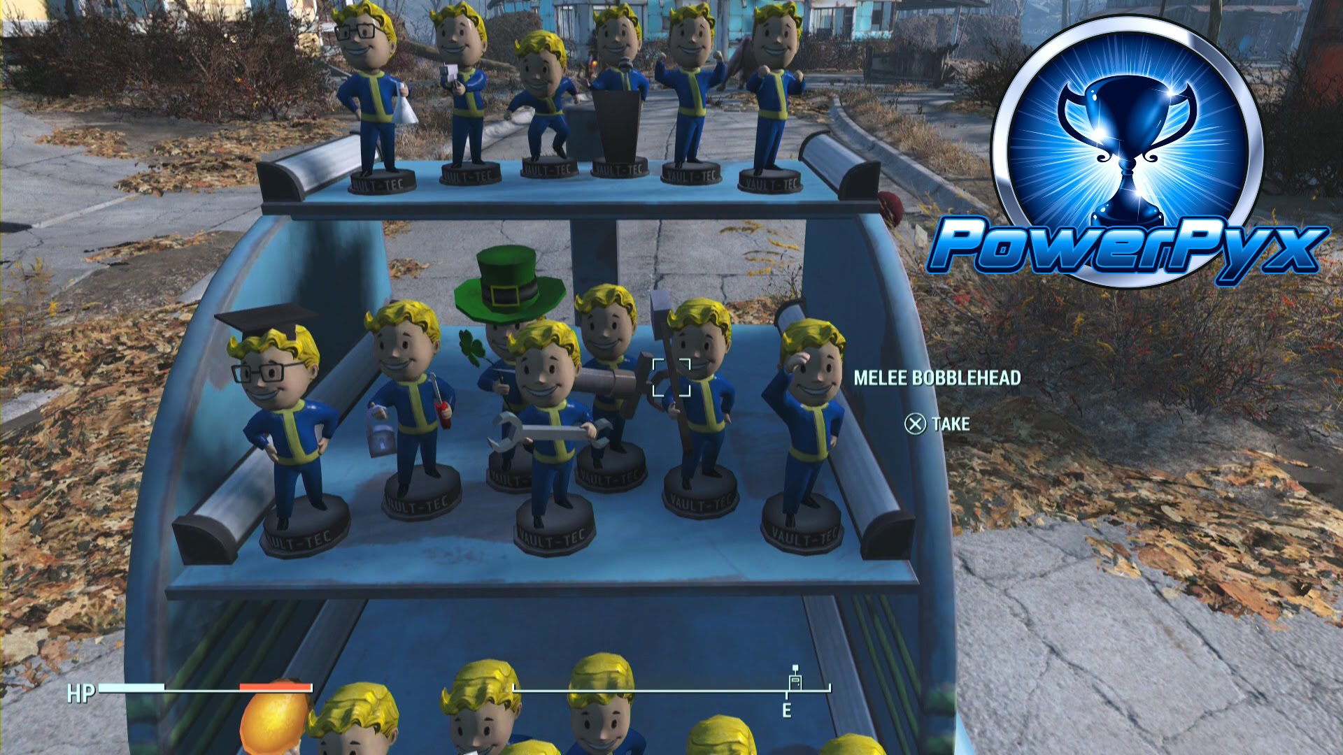 fallout 3 bobblehead locations guide