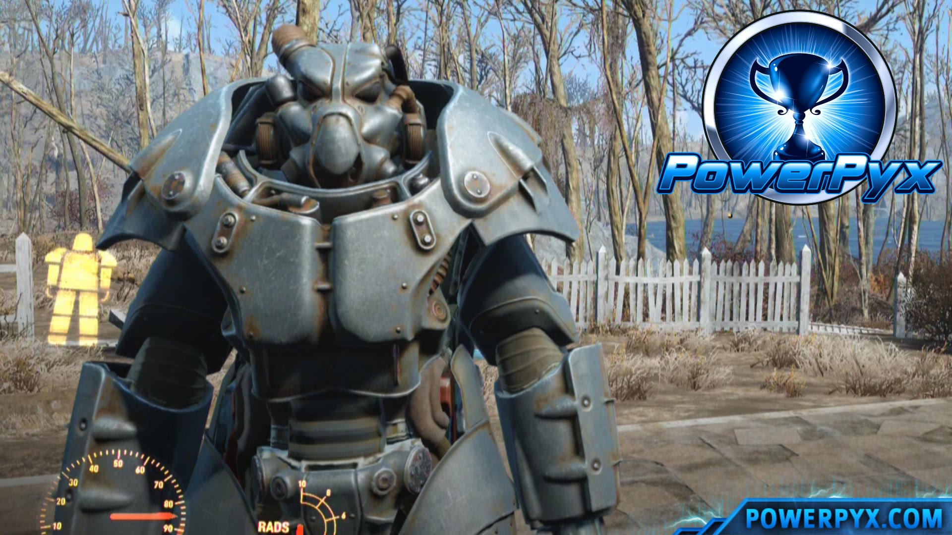Institute Paint Jobs For All Power Armor Fallout