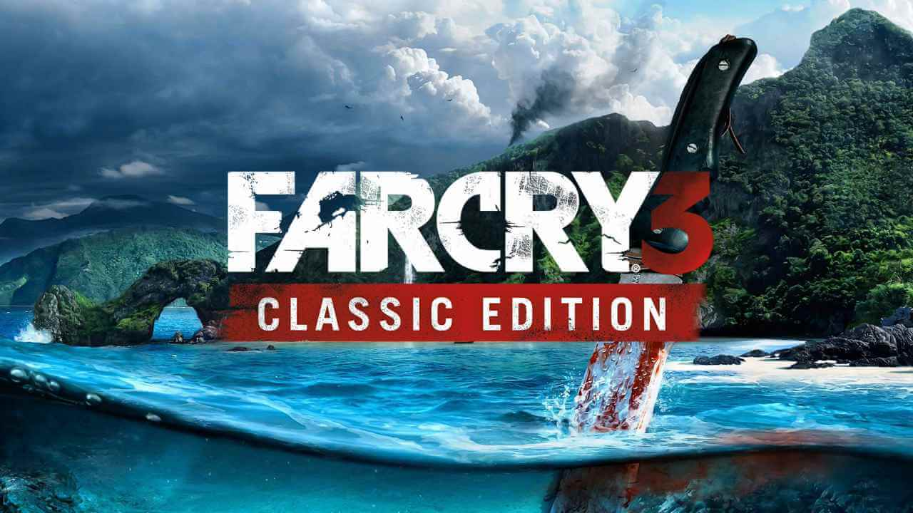 far cry 3 classic edition gameplay time