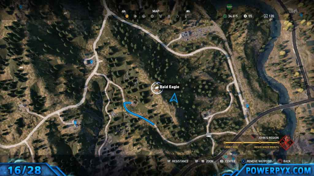 elk location far cry 5