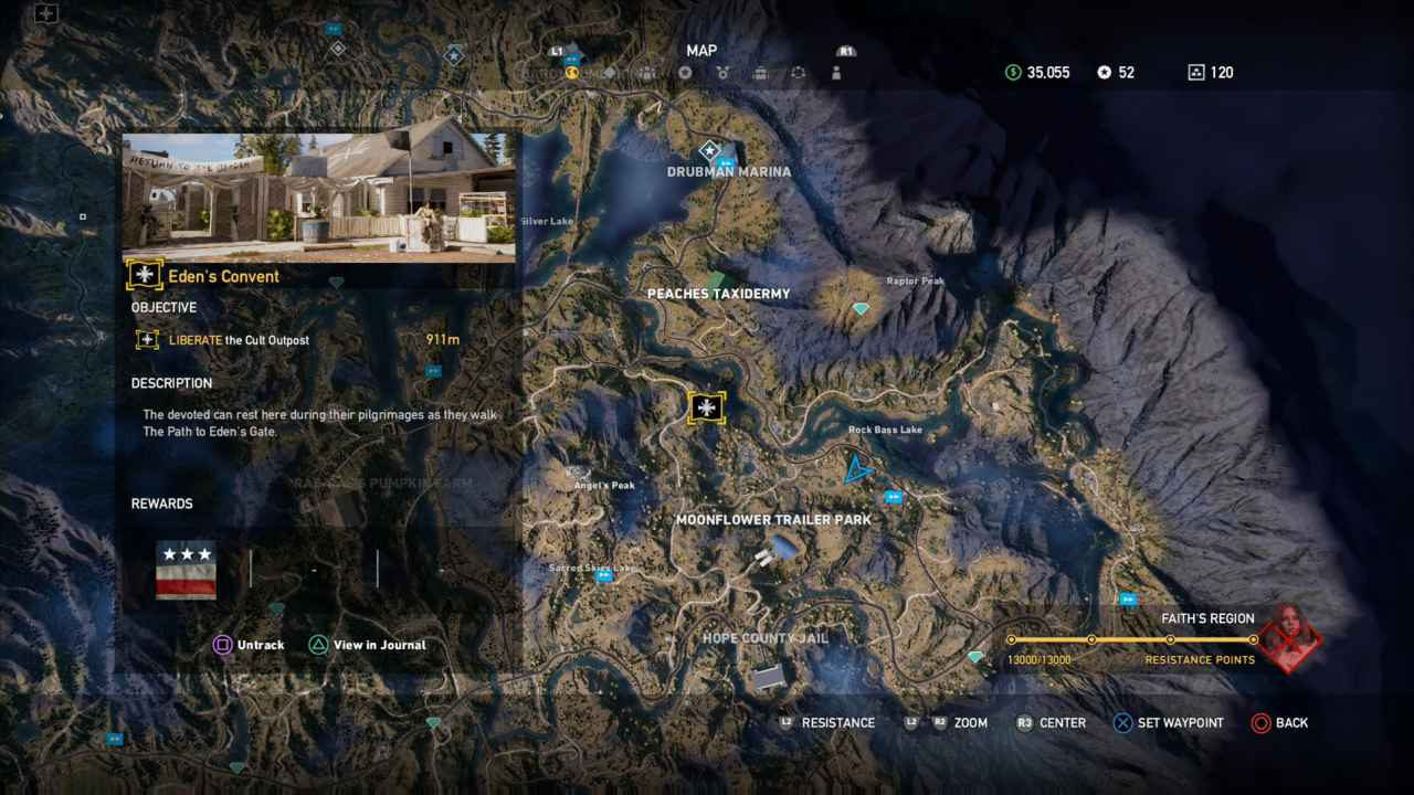 far cry primal all outposts locations map