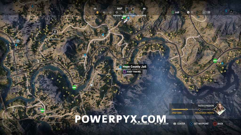 Man Cave Far Cry 5 Walkthrough : Far cry salvation story mission walkthrough