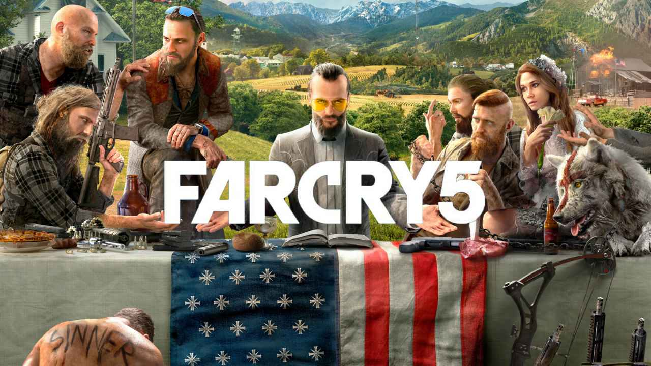 far cry 5 resistance edition