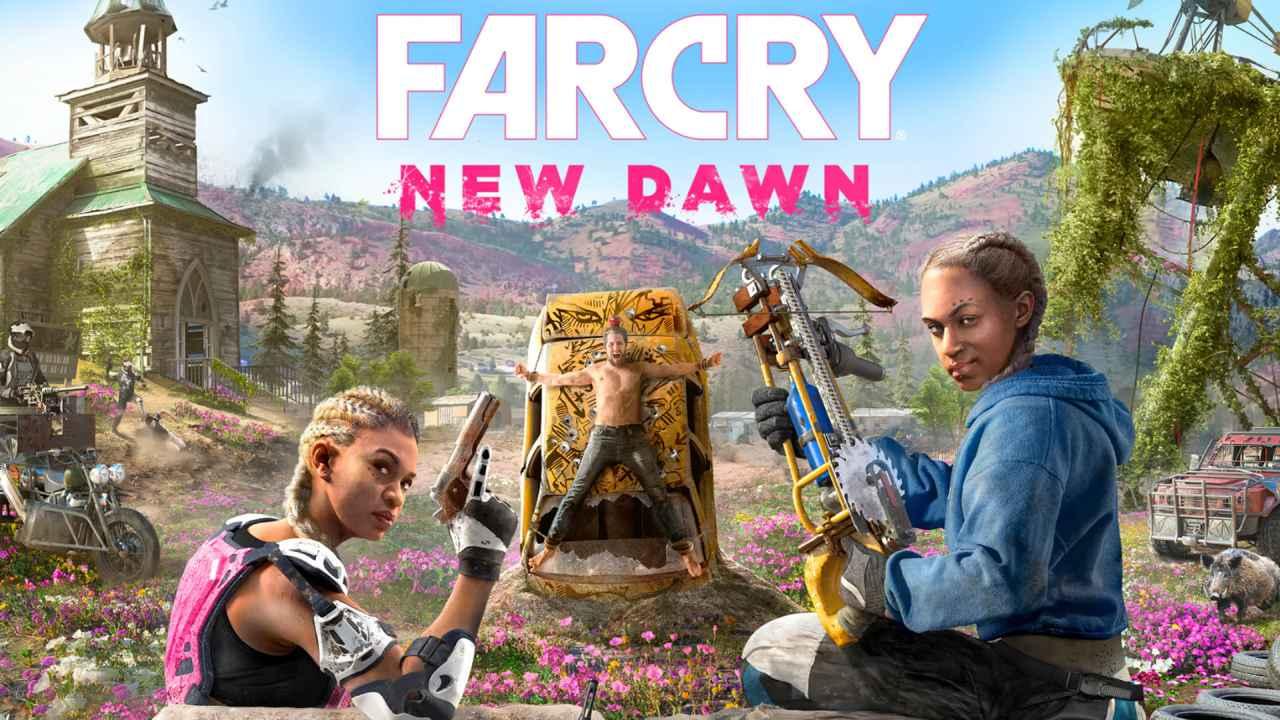 Far Cry New Dawn Trophy Guide & Roadmap
