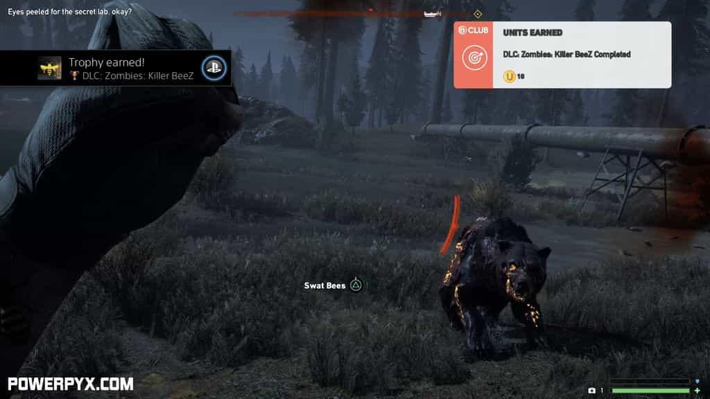 Far Cry 5: Dead Living Zombies DLC Trophy Guide & Roadmap