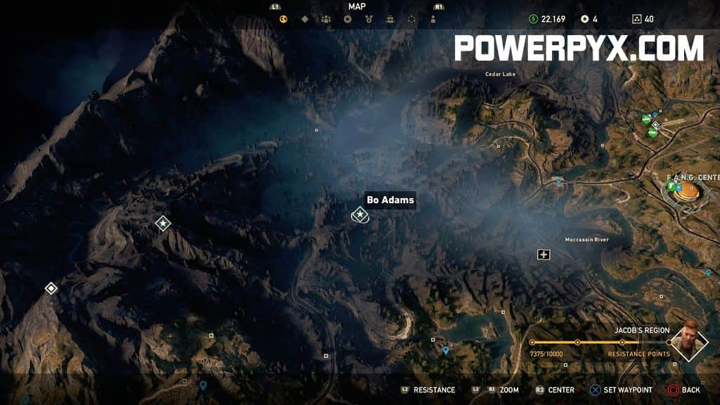 Man Cave Far Cry 5 Walkthrough : Far cry nature provides side mission walkthrough