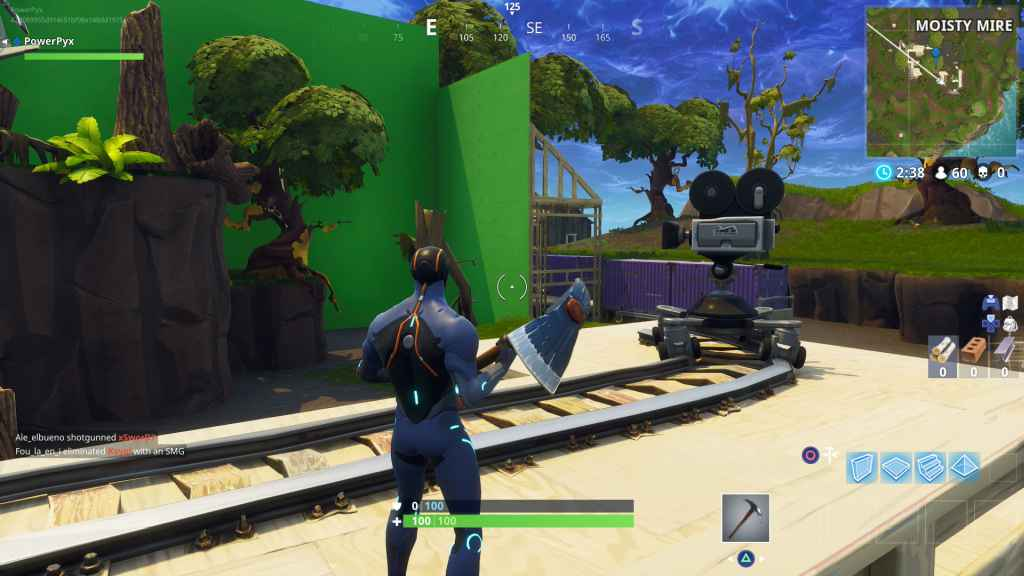 that s all 7 film camera locations you need for this challenge in fortnite battle royal remember you must dance in front of each of them to make it count - camera spots on fortnite