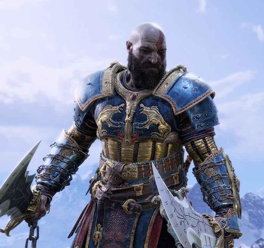 God of War (2018): All Armor Sets