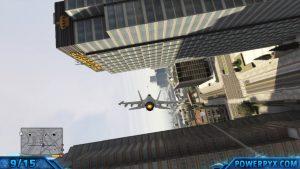 Grand Theft Auto V (GTA V) – All Knife Flight Challenges