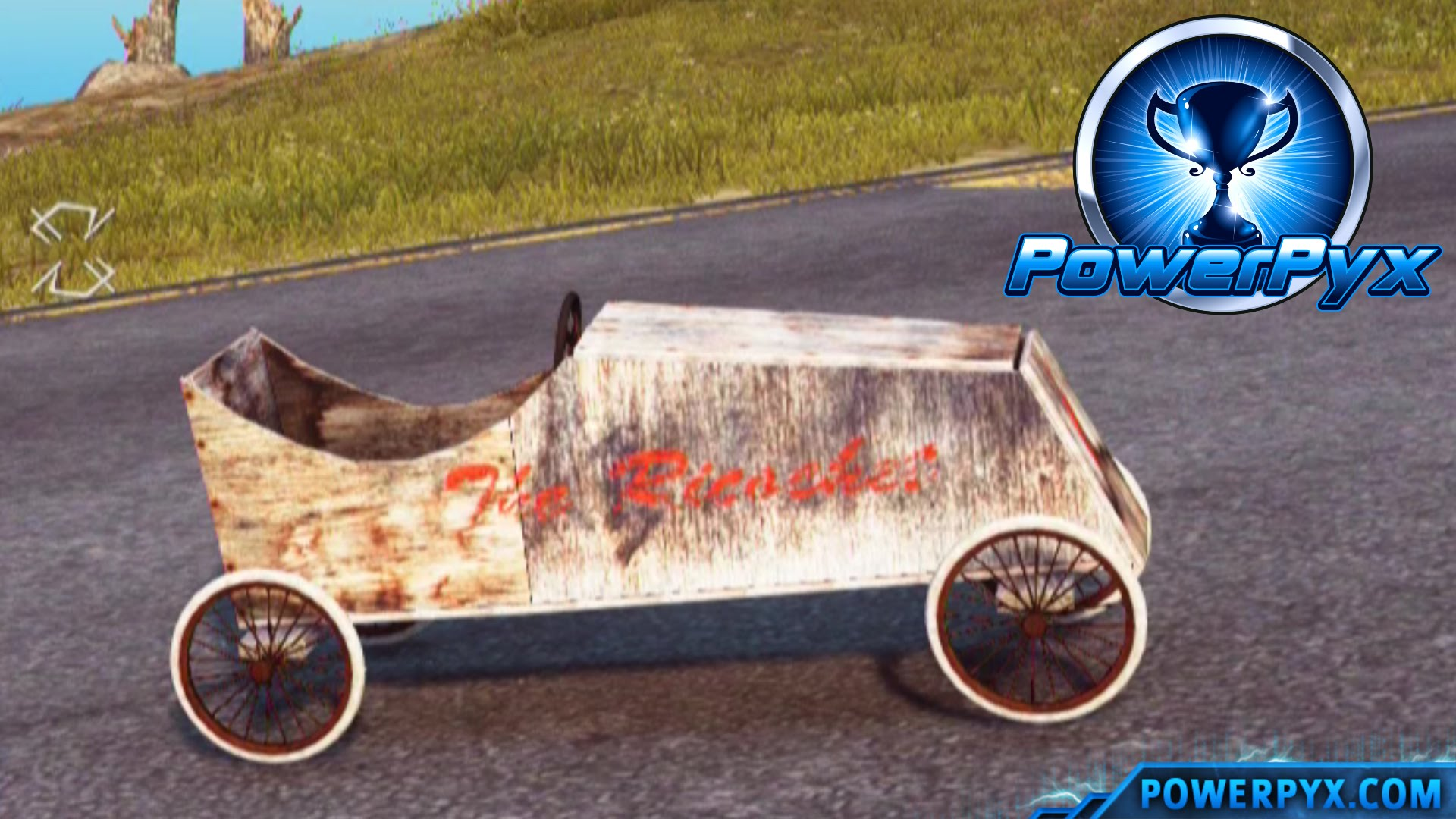 Just Cause 3 Soap Box Car Location