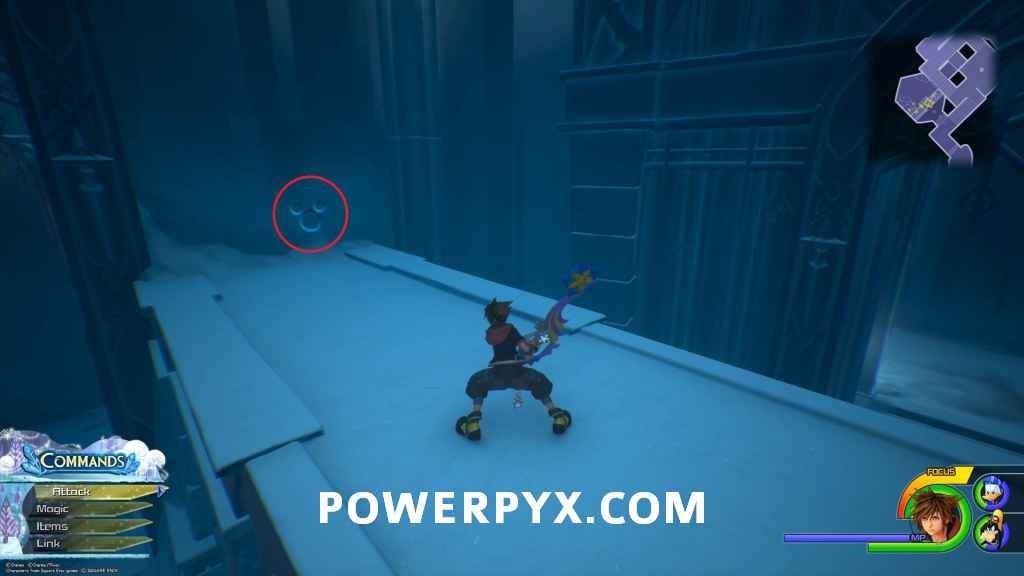 Kingdom Hearts 3 Arendelle Collectible Locations (Treasures & Lucky ...