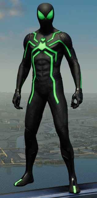 Báječné Vítr Mléčné výrobky big time spider man stealth suit