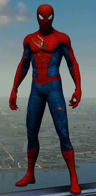Marvel S Spider Man 2018 All Suits Outfits Costumes
