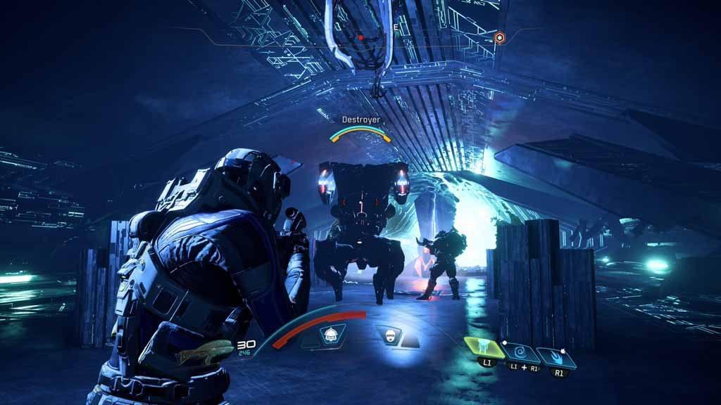 Mass Effect Andromeda Best Boss Build