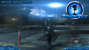 Metal Gear Solid V: Ground Zeroes – All XOF Unit Patches Location Guide
