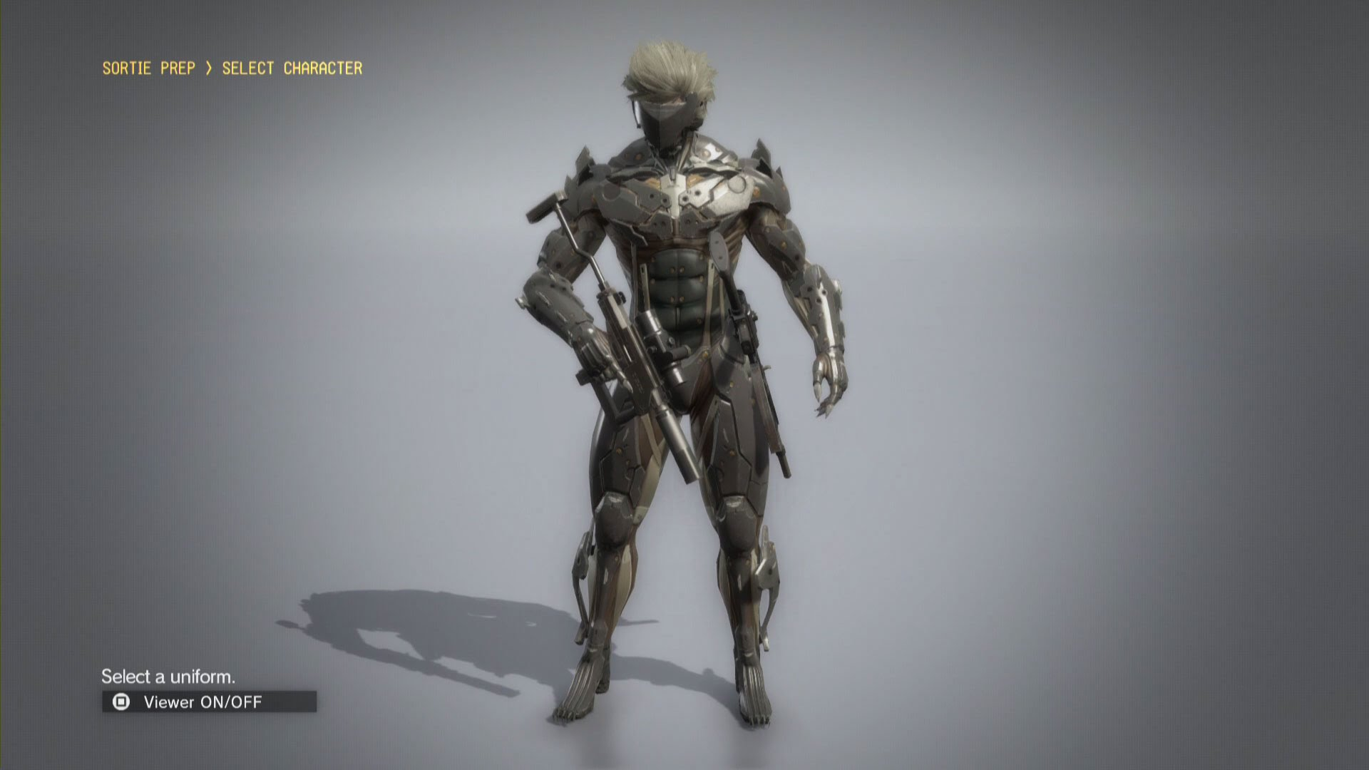 metal gear solid v the phantom pain how to get raiden suit with