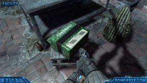 Metro Last Light All Musical Instrument Locations