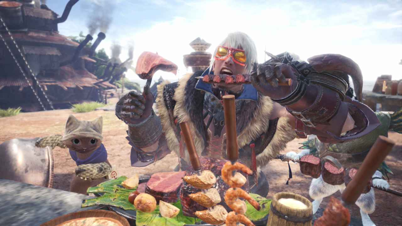 Monster Hunter World: How to Upgrade Canteen