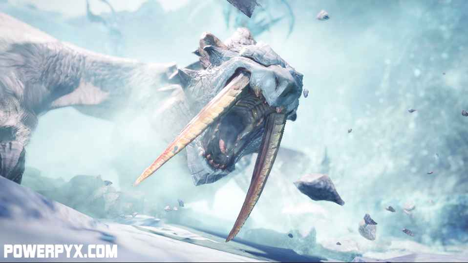 Monster Hunter World Iceborne Barioth
