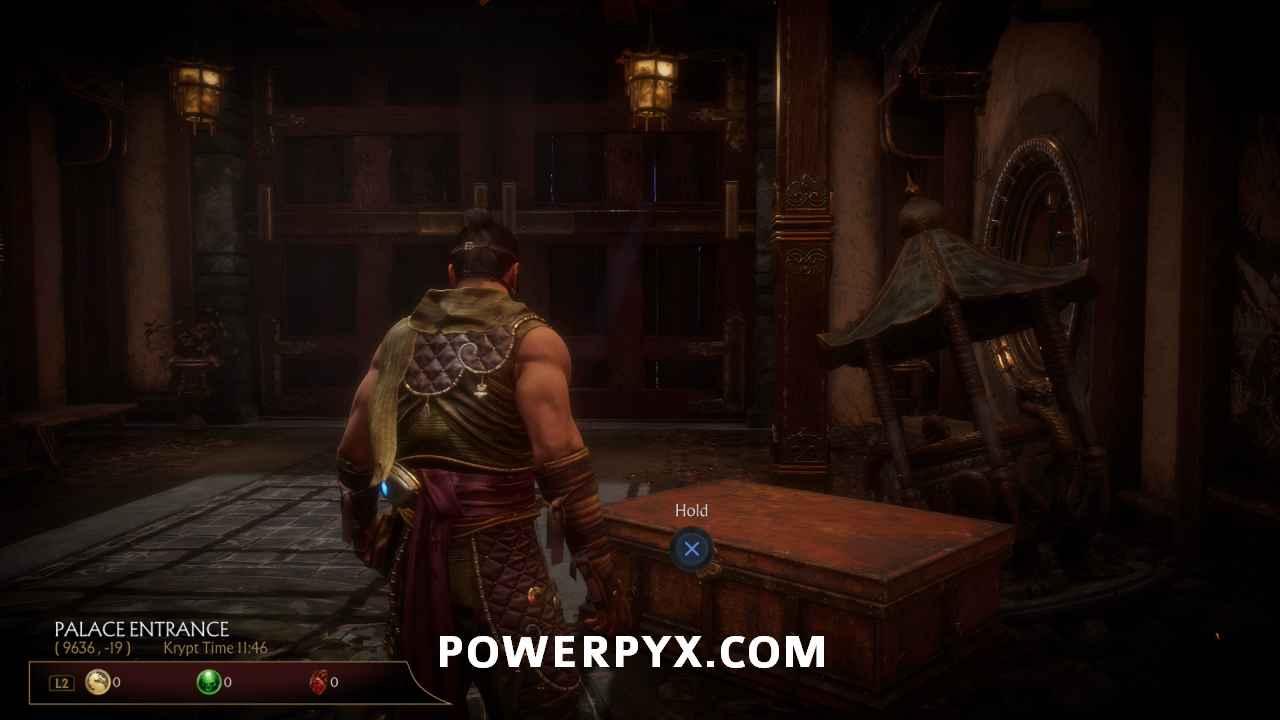 Mortal Kombat 11 Krypt Walkthrough