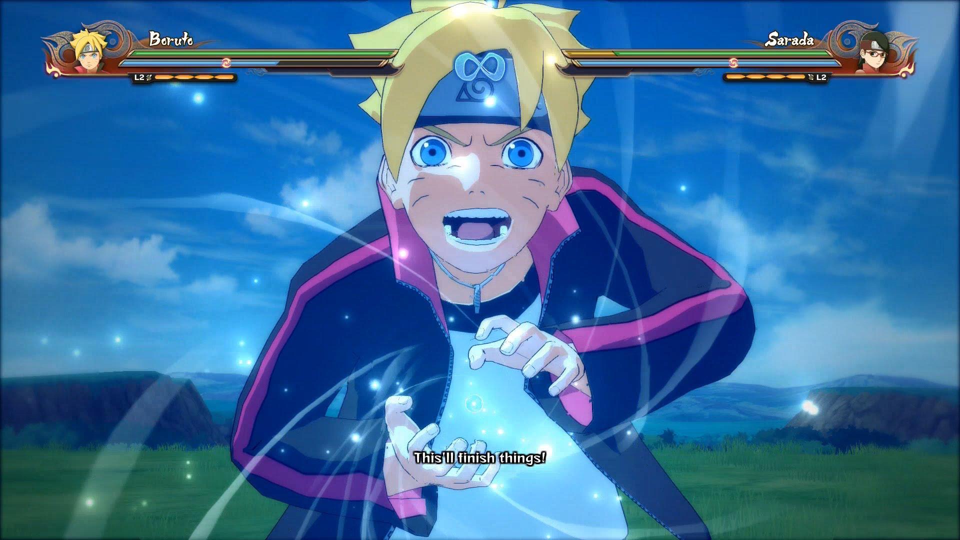 Naruto Shippuden Ultimate Ninja Storm 4 - All Ultimate