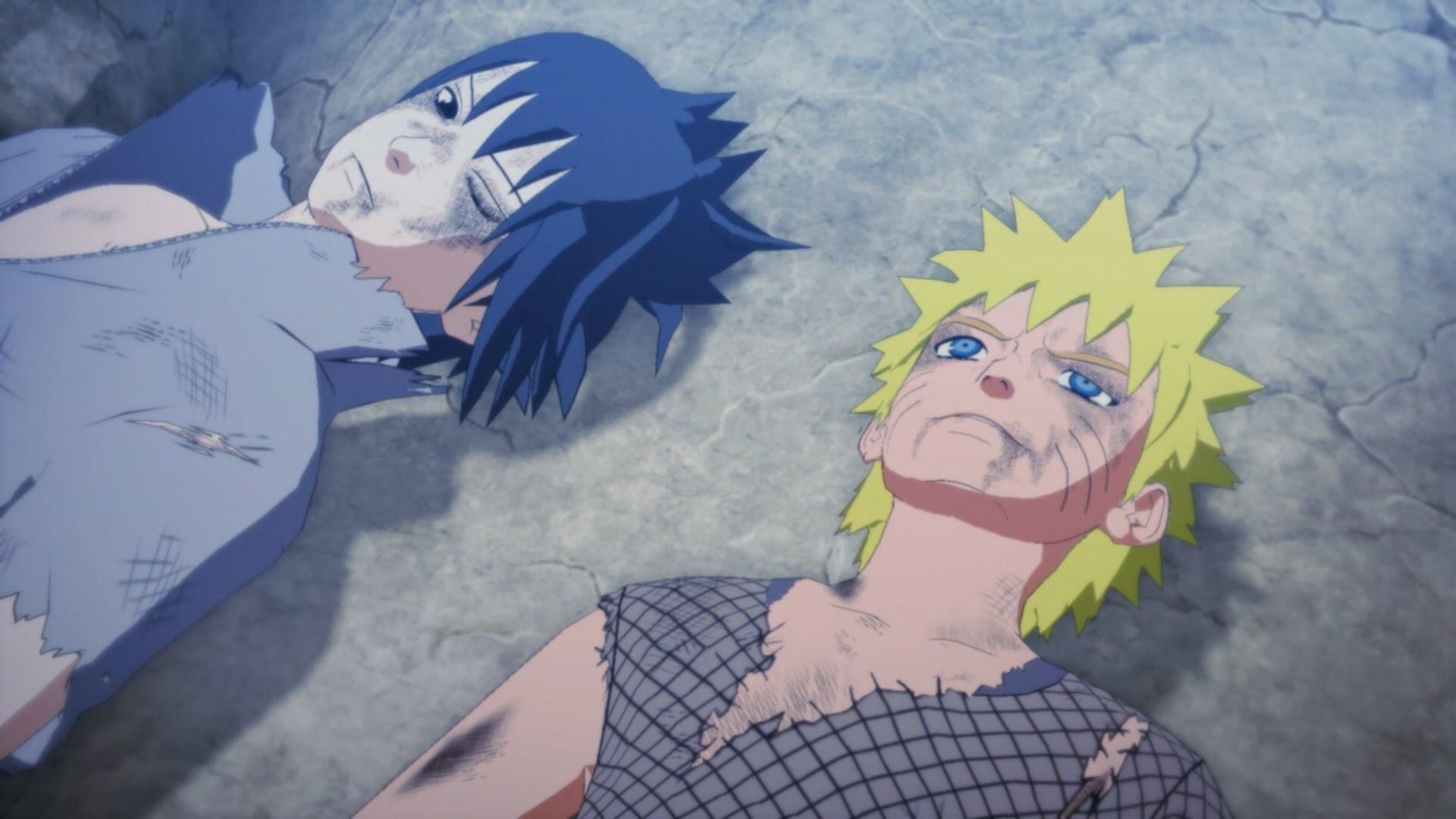 Naruto Shippuden Ultimate Ninja Storm 4 - Final Boss Fight Naruto vs