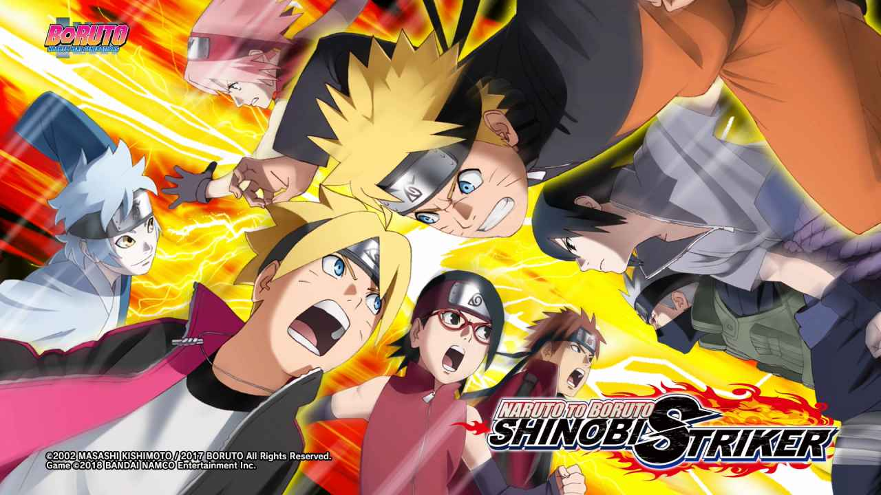naruto to boruto shinobi striker how to unlock all vr masters