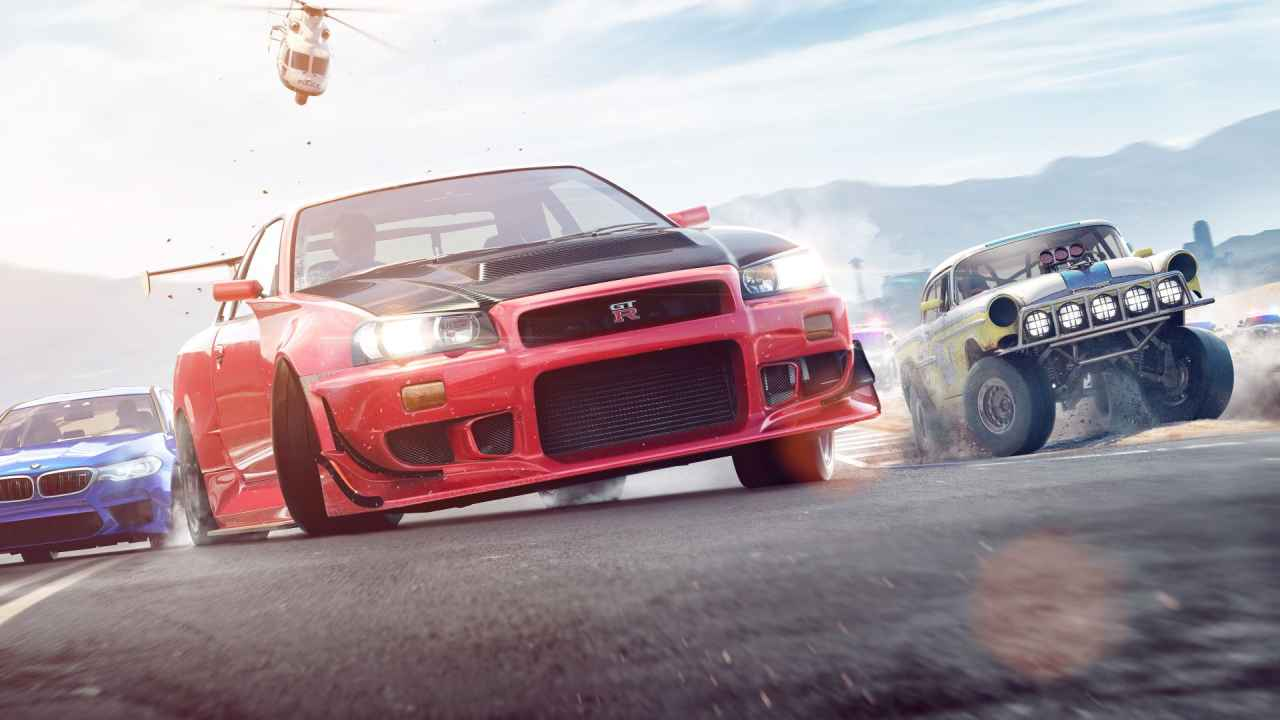 Need for speed payback all derelict car part locations
