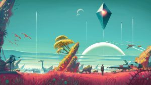 No Man's Sky Trophy Guide & Roadmap