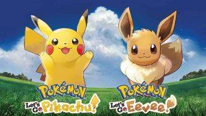 Pokemon Let's Go: All Pokemon Locations