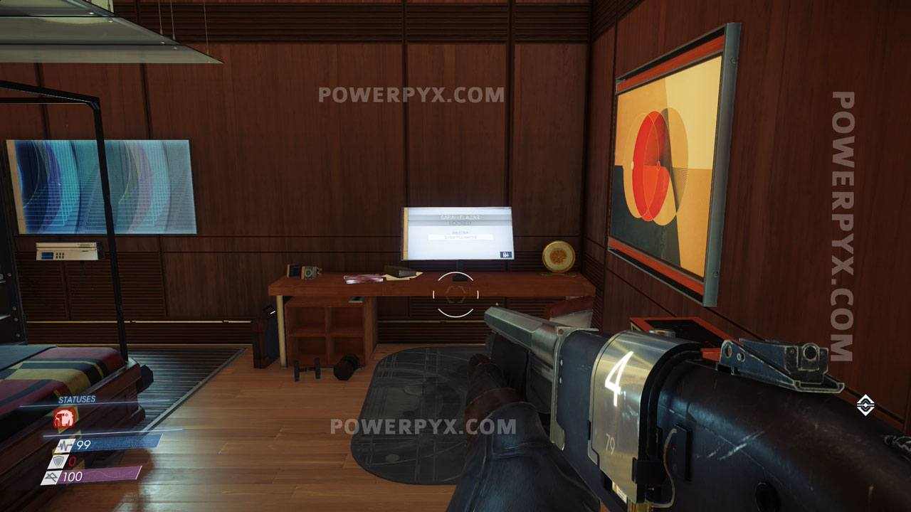 Prey weapon upgrade kit fabrication plan location hack the pc requires hacking ii and download the weapon kit fabrication plan now go to any fabricator one can be found in the kitchen of the crew malvernweather Images