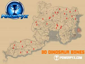 Red Dead Redemption 2 All Dinosaur Bones Locations Us Dinosaur Map on mosasaur map, jungle book map, hamster map, jurassic period map, the great movie ride map, raptor map, jurassic world map, plesiosaurus map, drumheller alberta map, mass extinction map, the lego movie map, epic map, crocodilian map, snow day map, bat map, the explorers map, jurassic park map, cretaceous period map, iguanodon map,