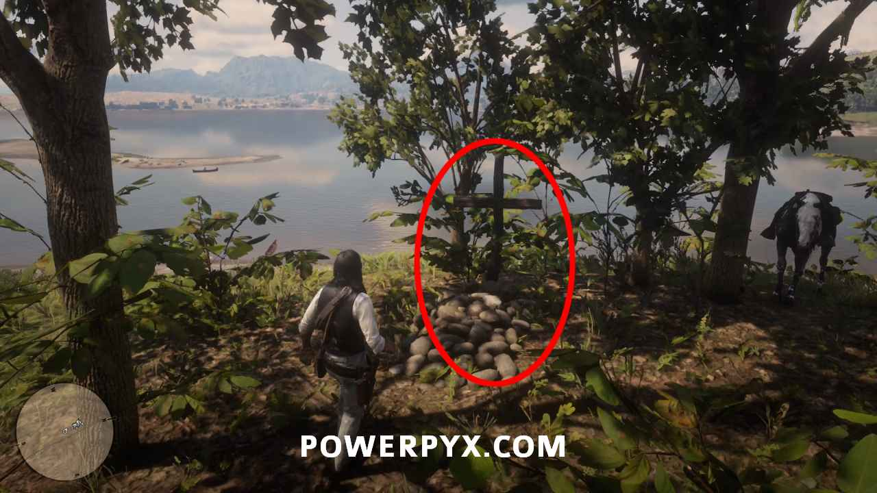 red dead redemption 2 all grave locations