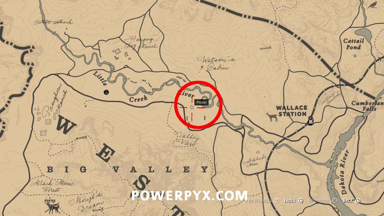 Red Dead Redemption Us Map.Red Dead Redemption 2 Wild Horse Breed Locations