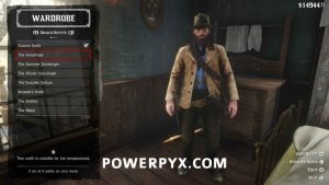 Red Dead Redemption 2 All Outfits Clothing Showcase