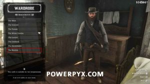 Red Dead Redemption 2 All Outfits & Clothing Showcase