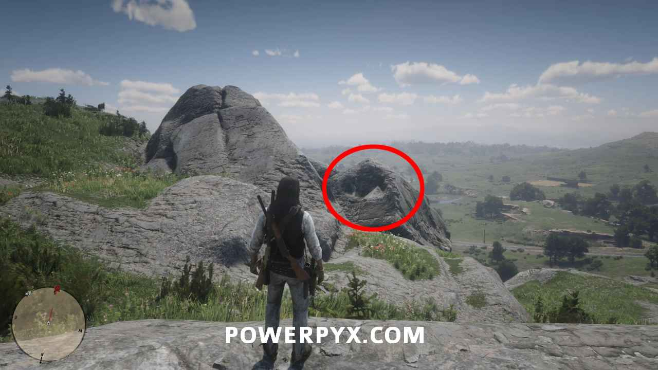 Red Dead Redemption 2 All Rock Carving Locations