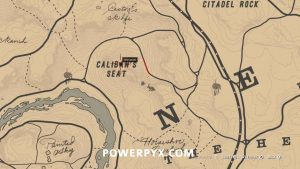 Red Dead Redemption 2 Treasure Map Locations & Solutions