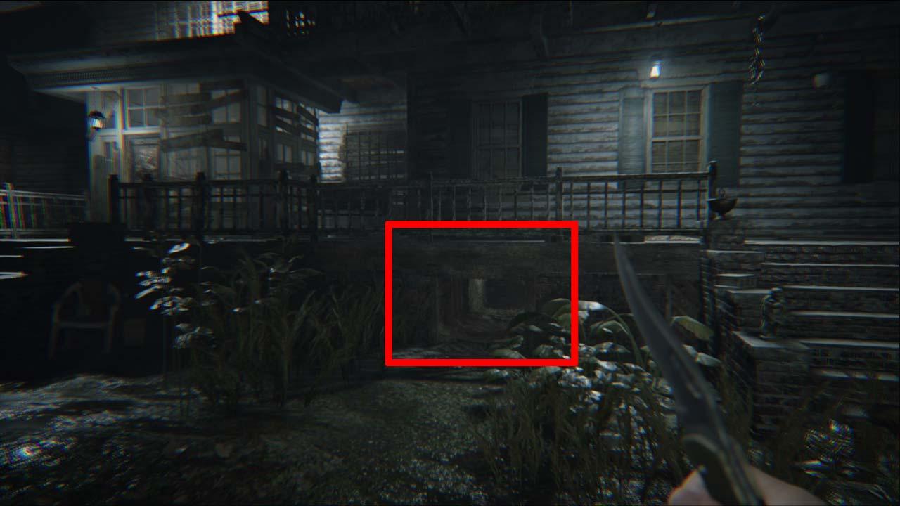 Секреты и гайды Resident Evil 7: Как открыть оружие - дробовик (шотган)