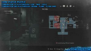 Resident Evil 2 Remake All Puzzle Solutions Guide