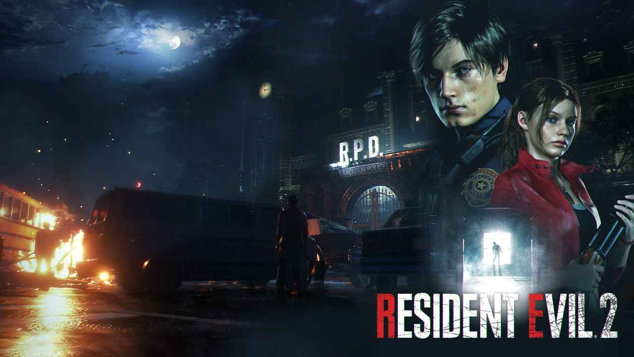 resident.evil.2.biohazard.re 2.deluxe.edition.full.unlocked