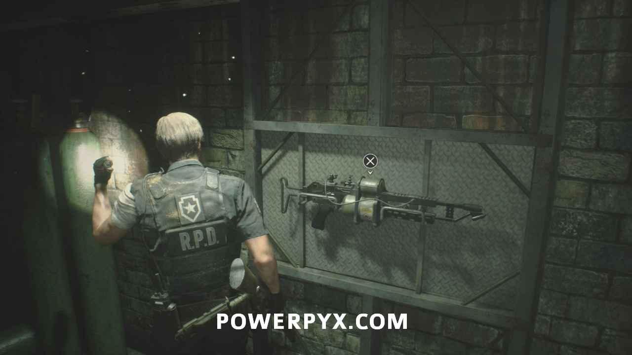 unlock rocket launcher resident evil 2 remake