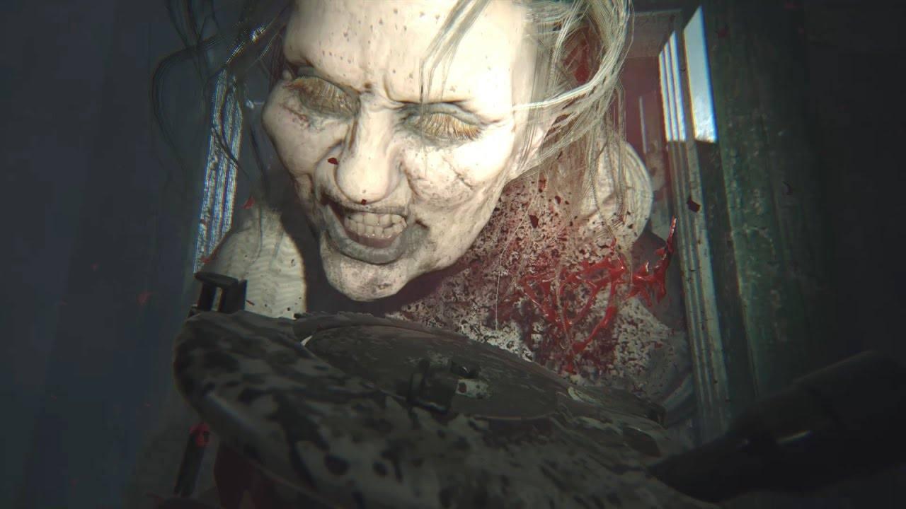Resident Evil 7 Madhouse Boss Fight Walkthrough All Bosses