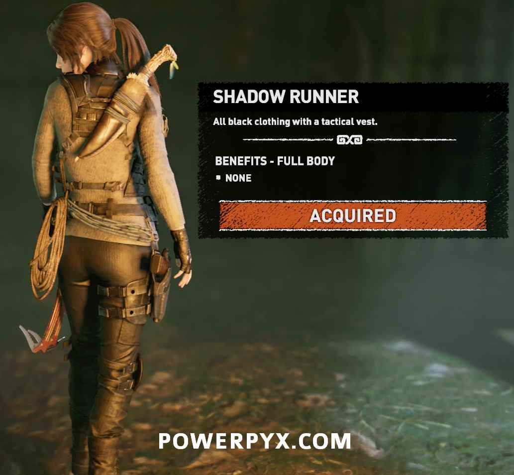 Shadow Of The Tomb Raider: Shadow Of The Tomb Raider All Outfits, Armor, Costumes