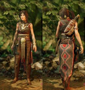 Shadow Of The Tomb Raider All Outfits Armor Costumes Showcase